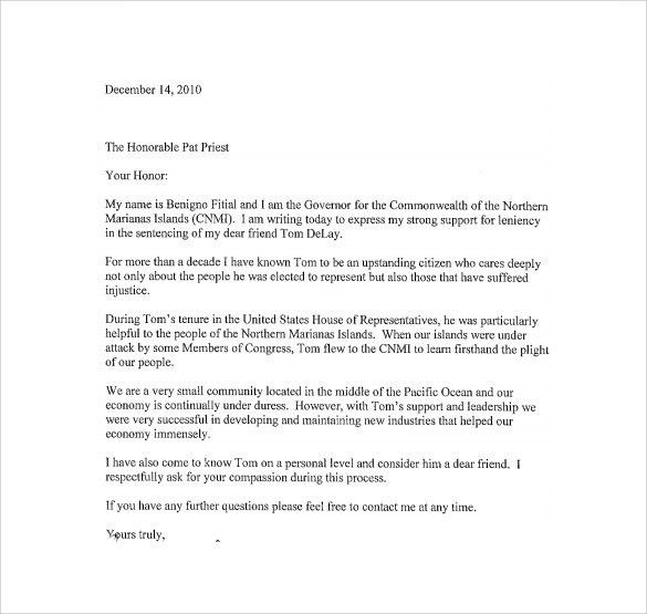 Letter Of Reference. Reference Letter 11 40+ Awesome Personal ...