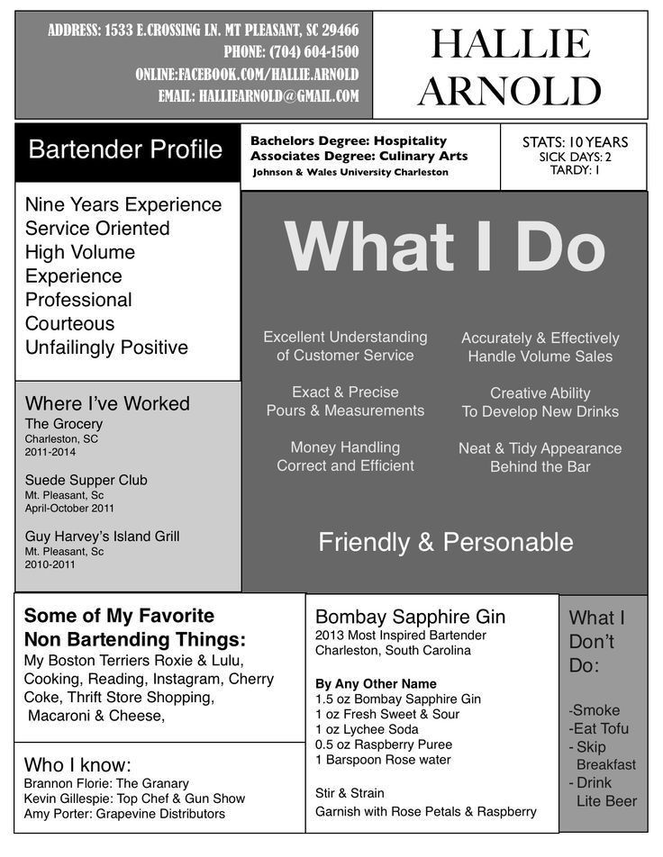 7 best Resume Samples images on Pinterest | Resume writing ...