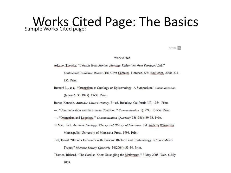 Download Work Cited Essay Example   haadyaooverbayresort.com