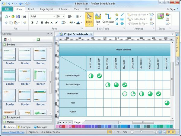 Project Management Software - Focus on Project Drawing and Project ...