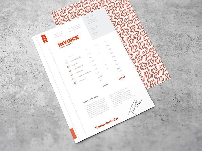 10 Free Invoice Templates for Creatives