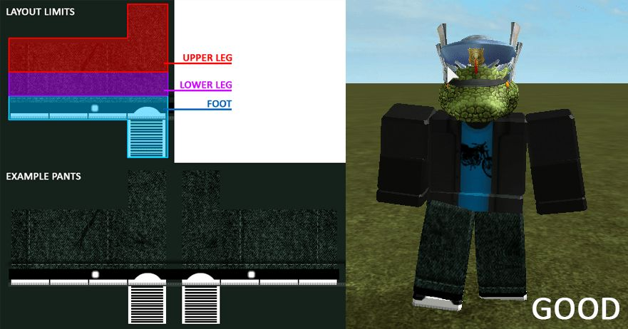 How to Make Shirts and Pants - Roblox Wiki