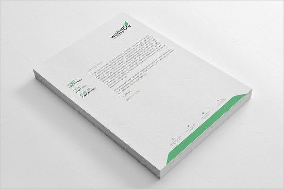 20+ Personal Letterhead Templates – Free Sample, Example Format ...
