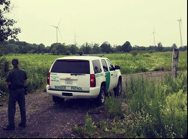Burke, NY Border Patrol Agents Arrest 2 in Failed Human Smuggling ...