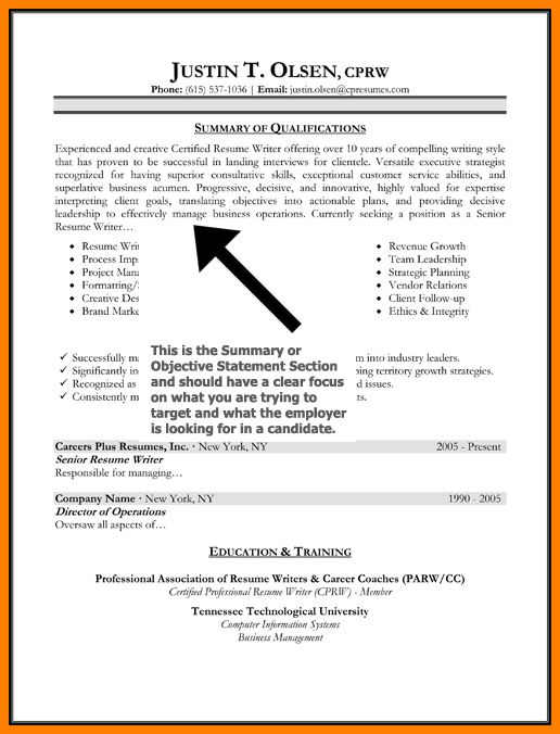 Wonderful Strong Resume Objective 87 About Remodel Resume For ...