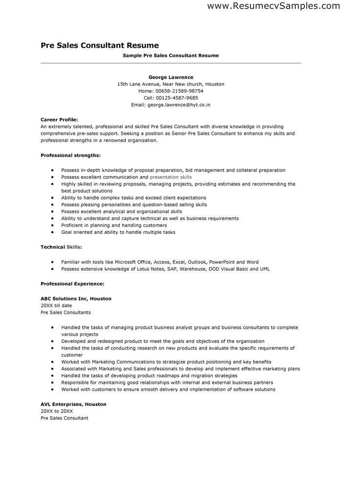20+ Sales Consultant Cover Letter Example | Bmj Article Submission ...