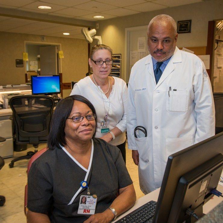 Careers - Burke Rehabilitation Hospital
