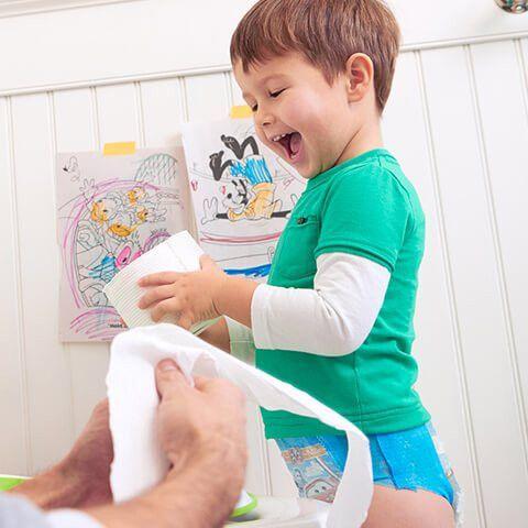 The Pull-Ups® Potty Training Partnership