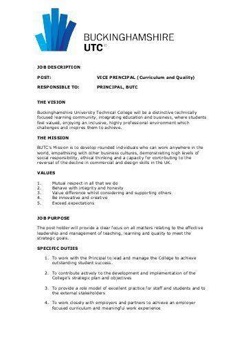 Safety Director Job Description. Job Description Example Manager ...