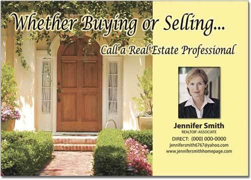 Real Estate Postcard Templates | Template Marketing Postcard ...