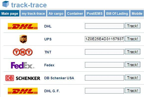 10 Package Tracking Websites for Alternative Ways to Track Your ...