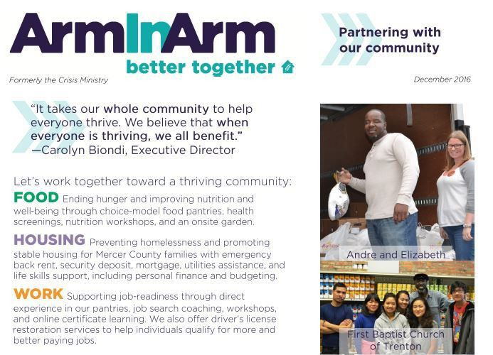 Staff and Board | Arm in Arm