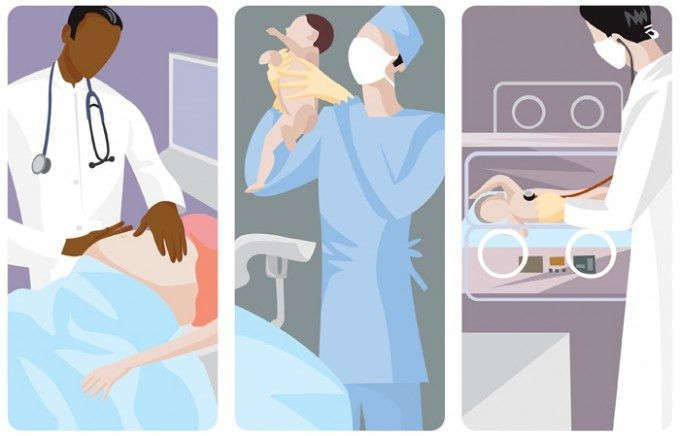 An Obstetrics Dance: Preparing for the Arrival of a Preemie ...