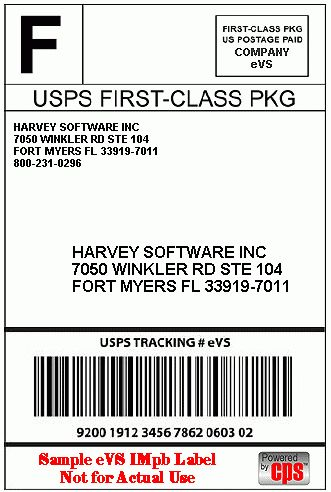 Harvey Software News Blog: Next Generation USPS Labels Benefit ...