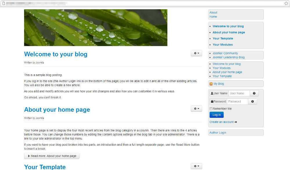 208: Building a Basic Joomla 3 Template with Bootstrap | InMotion ...