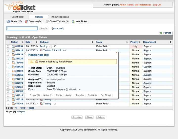 The 8 Best Free and Open Source Help Desk Software Tools ...
