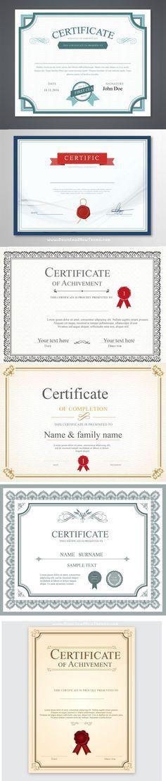 Microsoft Word Certificate Borders | Bordes para imprimir ...