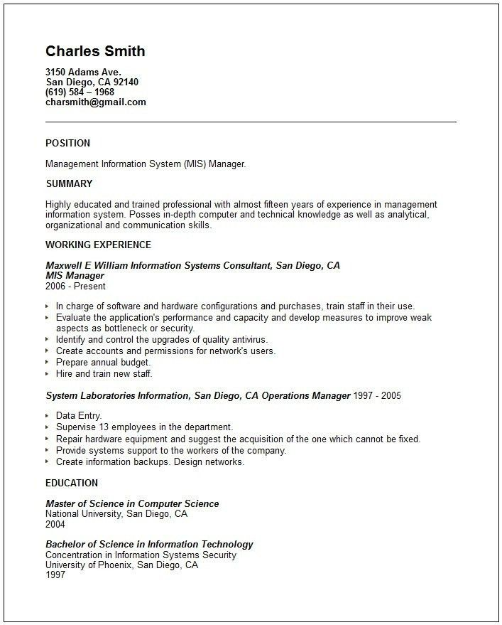example resume objectives how to write a career objective on a