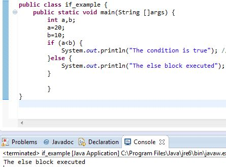 3 Examples for Learning Java if, if else and else if Easily ...