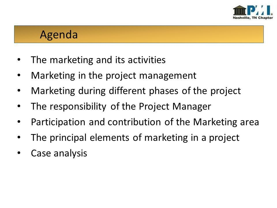 2013 PMI Nashville Symposium Innovating the Future Marketing in ...