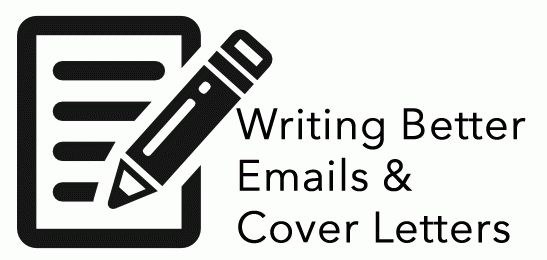 How to Write Better Cover Letters and Emails to Employers ...