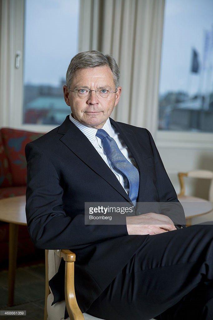 Nordea Bank AB Chief Executive Officer Christian Clausen Interview ...