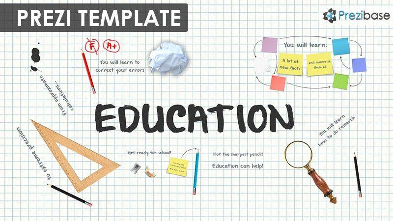 Education Prezi Template | Prezibase