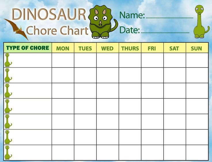 Best 25+ Weekly chore charts ideas on Pinterest | Weekly chore ...