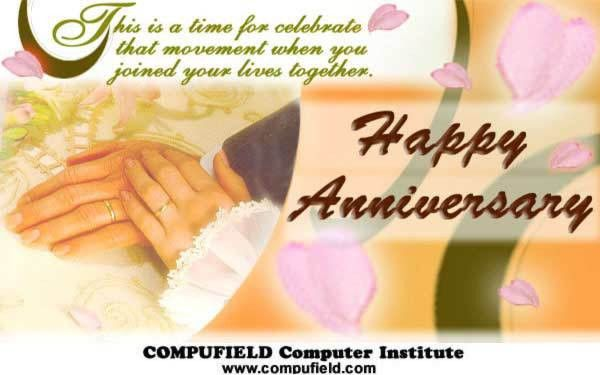 wedding anniversary free online beautiful, musical animated ...