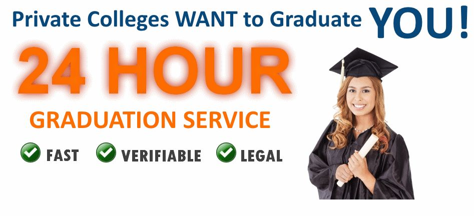 Get a College Degree in 24 hrs