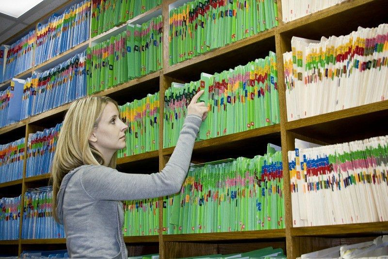Medical Records Clerk Job Description