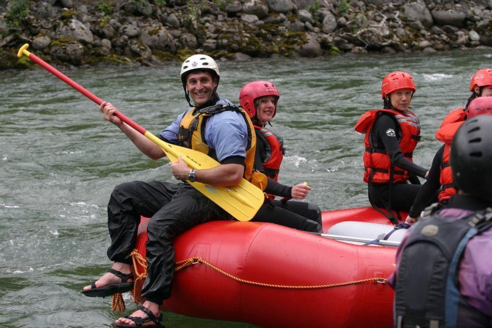 REO Whitewater Rafting BC - 2017 Resort Jobs