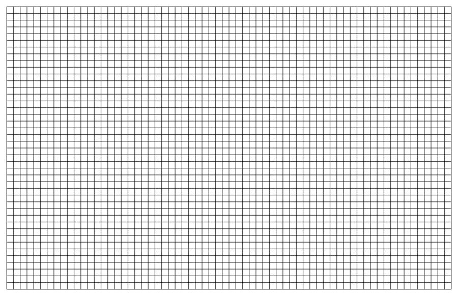 Printable Graph Paper - Free Graph Paper Template in PDF & Word