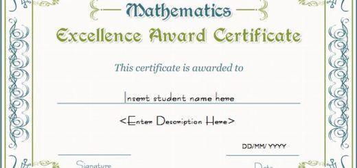 Certificate Templates | Professional Certificate Templates