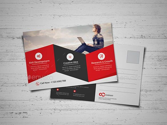 13+ Postcard Templates For Mac – Free Sample, Example Format ...