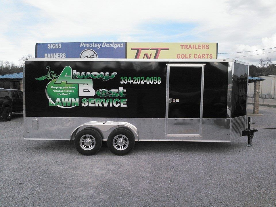 TNT Outfitters Golf Carts, Trailers, Truck Accessories » 7×18 ...
