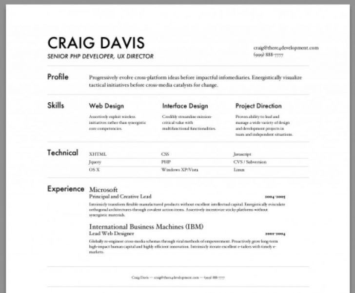 resume builder web page template free download - Zombotron2.info