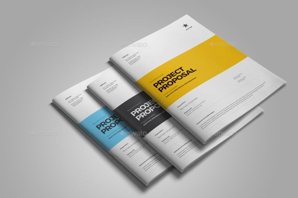 Web Design Proposal by egotube | GraphicRiver