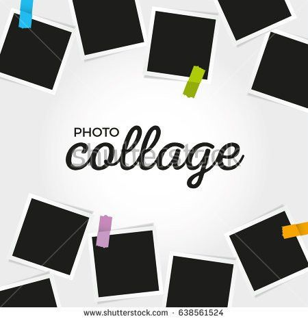 Photo Collage Templates - Download Free Vector Art, Stock Graphics ...