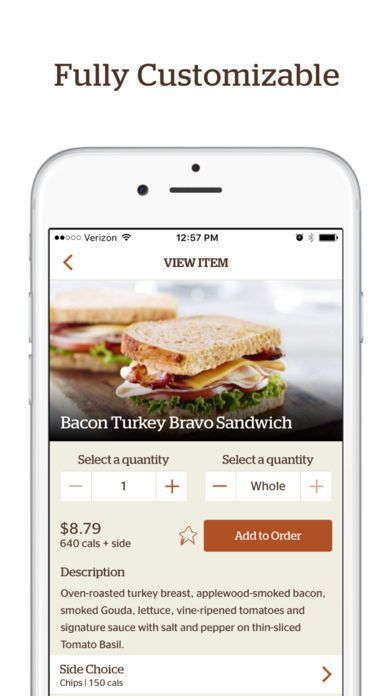 Panera Bread on the App Store