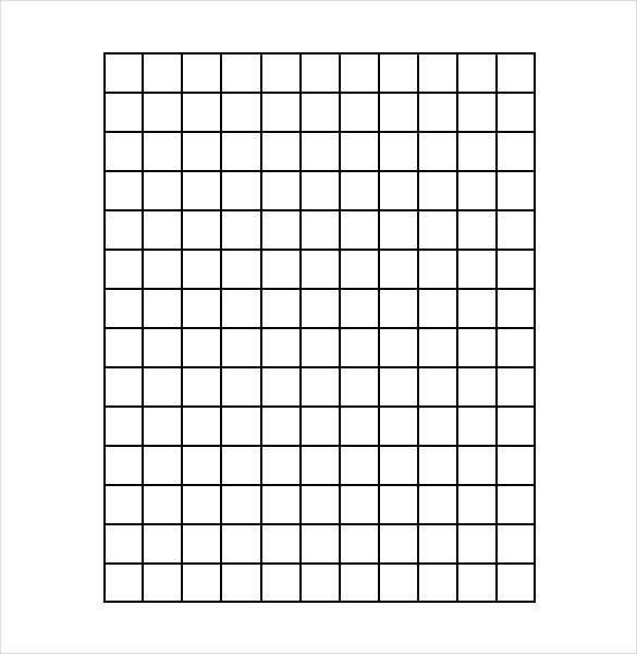 Blank Graph Template – 20+ Free Printable PSD, Vector EPS, AI ...