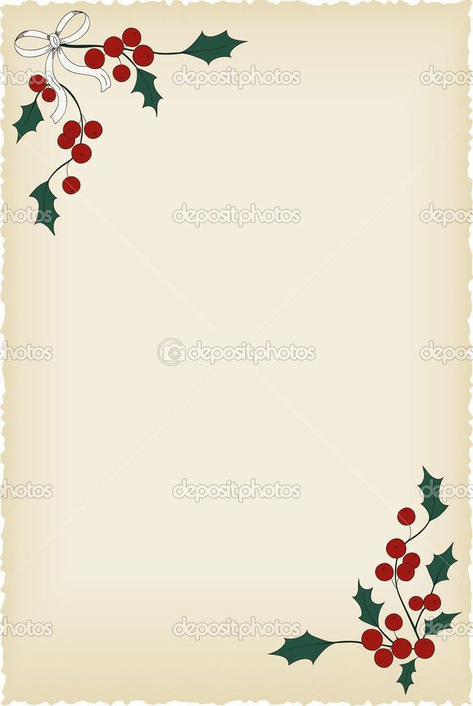 13 Best Images of Blank Christmas Invitation Templates - Free ...