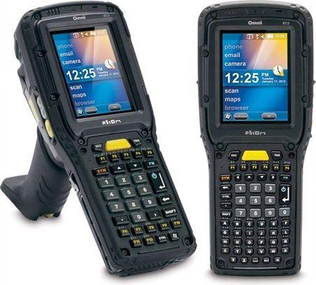 Handheld Computers & Portable RF Terminals | DEMATIC