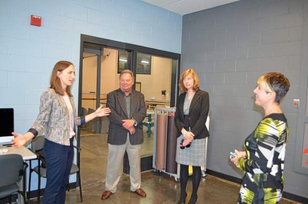 US Department of Education visits Tehama County Juvenile Justice ...