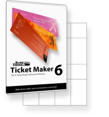 SureThing TicketMaker | www.surething.com