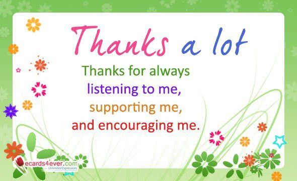 Thank You Card: Simple Images Thank You Greeting Cards Free Online ...