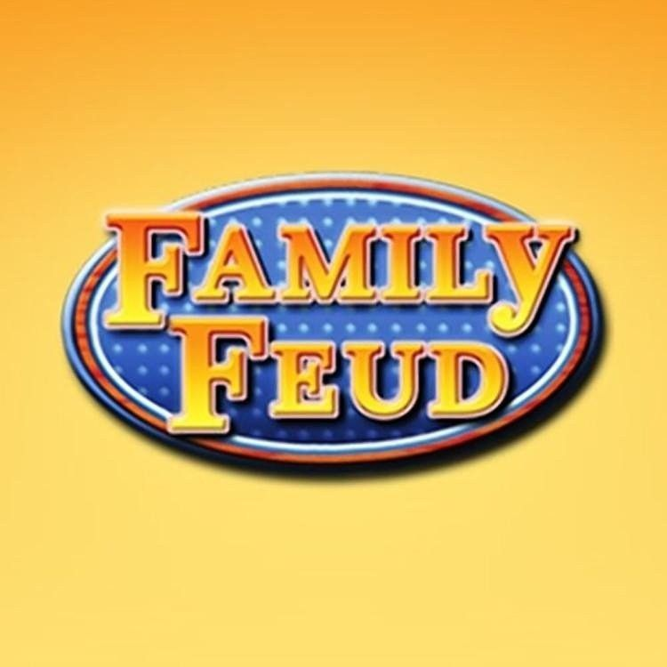 Family Feud Name Tag Template | Template idea