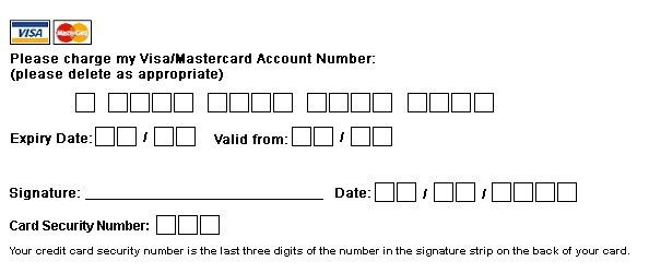 Debit Order Form. Other Payment Options Are Also Available For ...