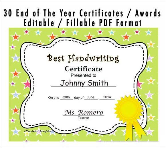 9+ Graduation Certificate Templates - Samples , Examples , Format