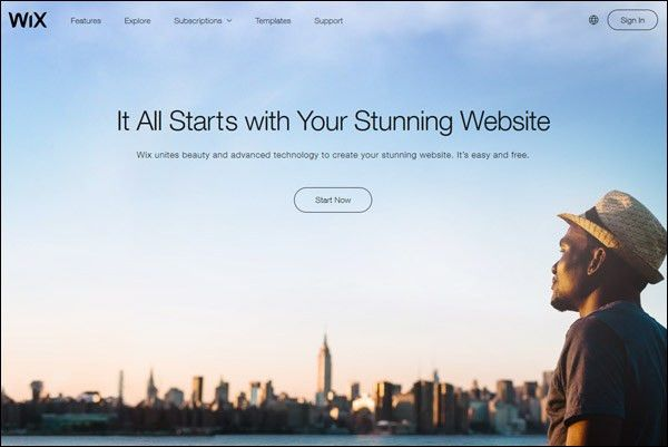 5 Best Website Builders for Making Your Own Site in 2017 | How To ...